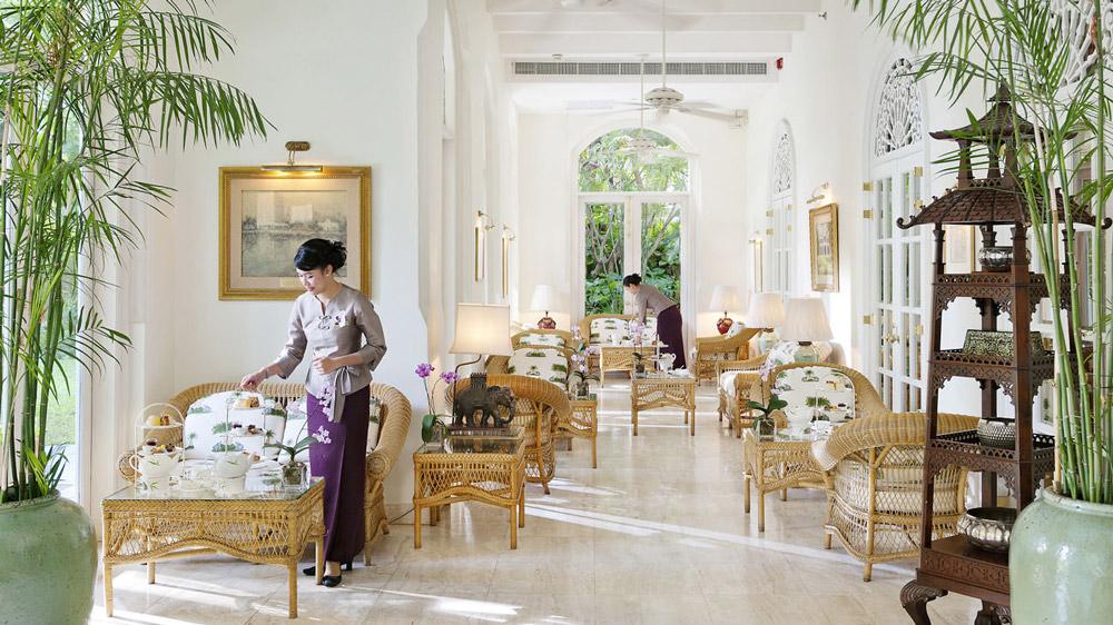 ده تا از بهترین هتل های لوکس بانکوک