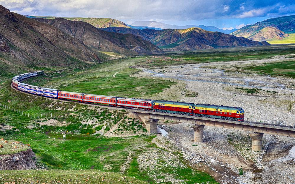 هفت مسیر رویایی سفر با قطار در چین