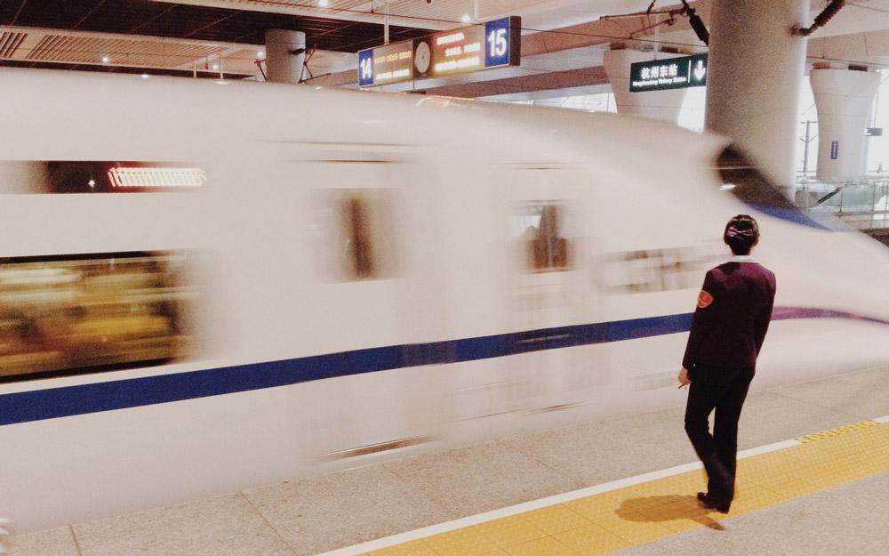 مزایا و معایب قطارهای پر سرعت چین