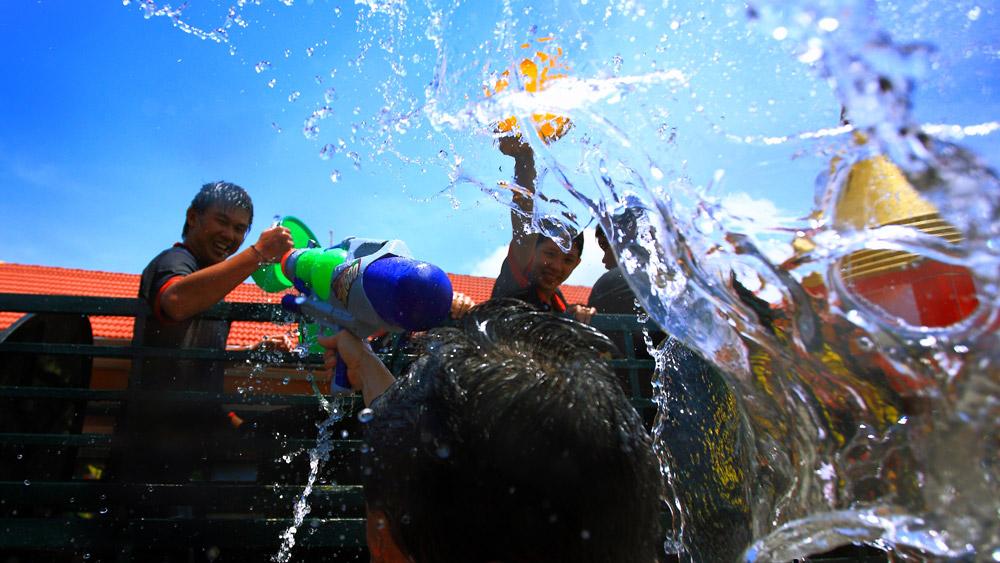 نکاتی جالب در مورد جشن سونگ کران تایلند