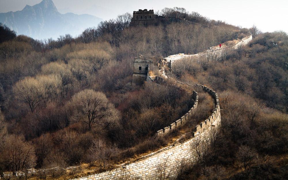 20 تا از بایدها و نبایدهای دیوار بزرگ چین