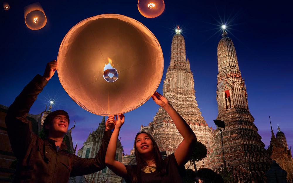 بهترین زمان برای رفتن به تور تایلند (بررسی ماه به ماه)