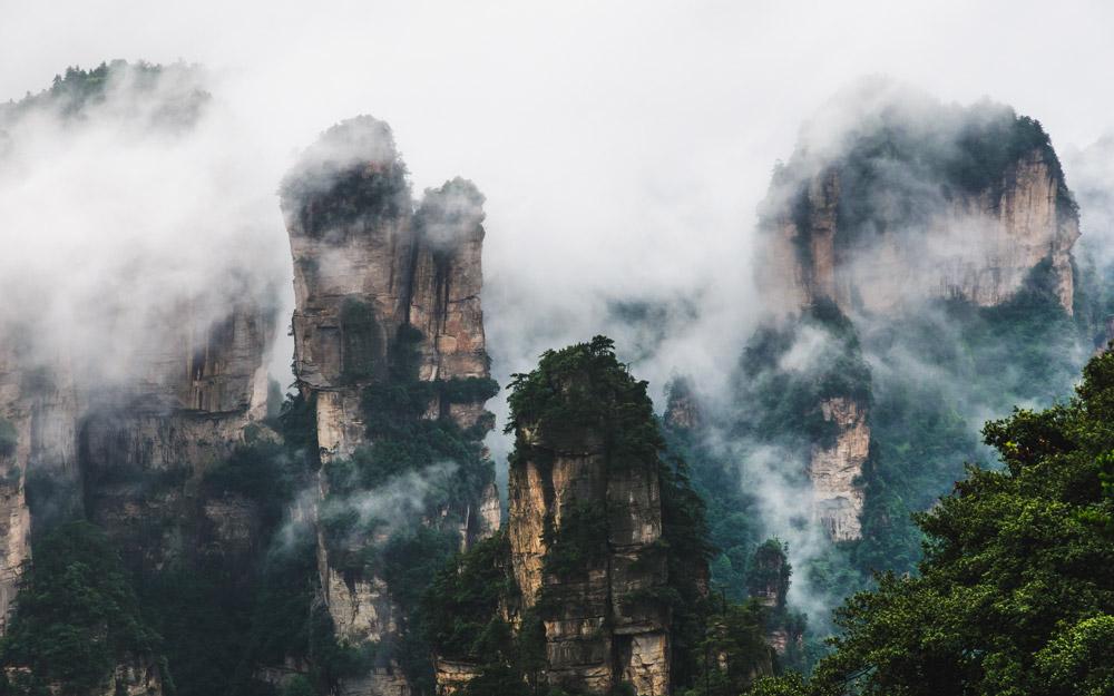 10 چیزی که مسافران تور چین باید در مورد ژانگجیاجی بدانند (بخش اول)