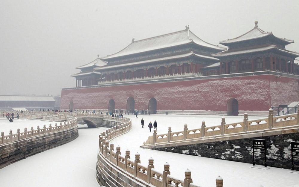 راهنمای گردشگری تور چین در فصل زمستان