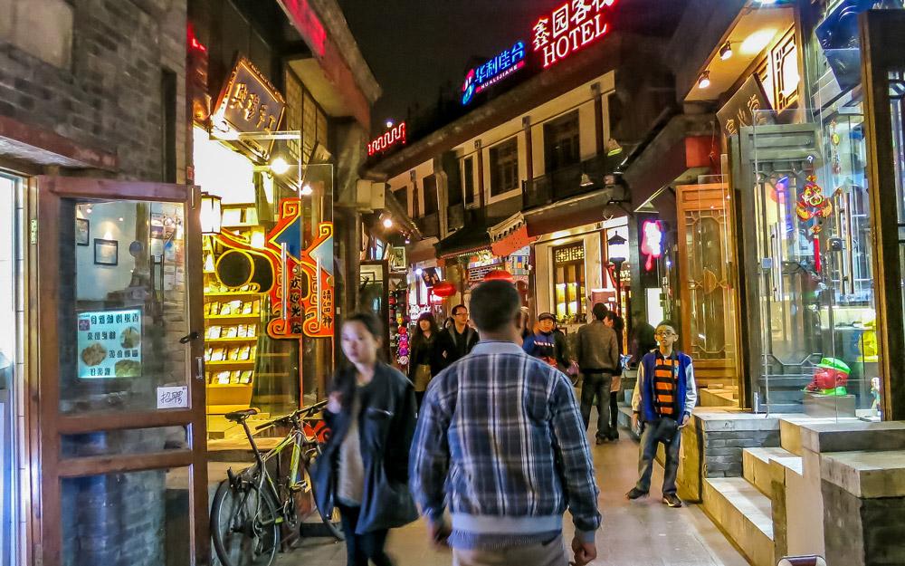 بهترین مکان ها برای خرید چای در پکن در مدت تور چین