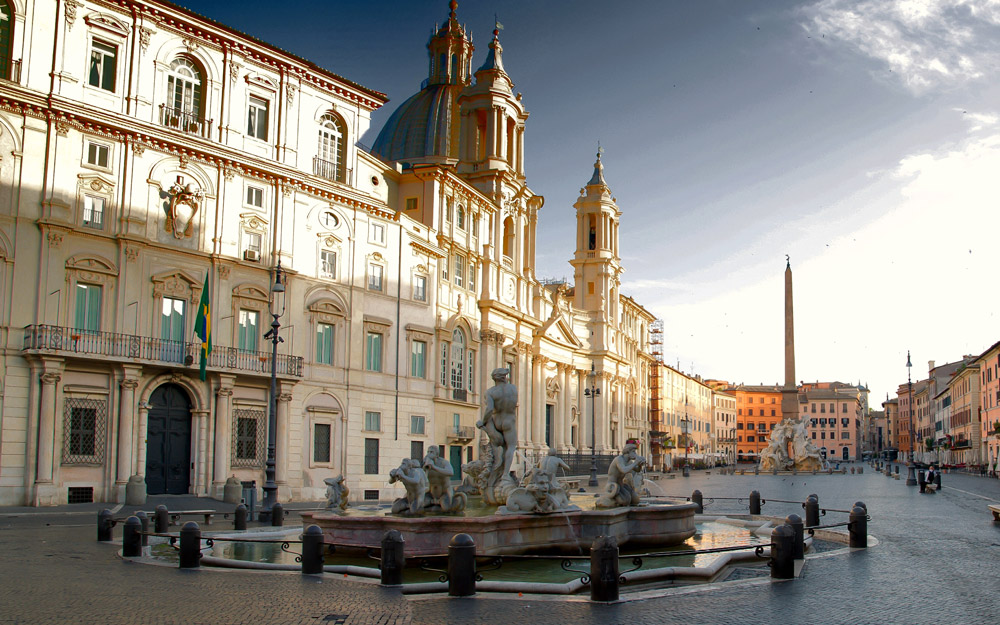 تورهای انتخابی کشتی کروز در رم (ایتالیا)