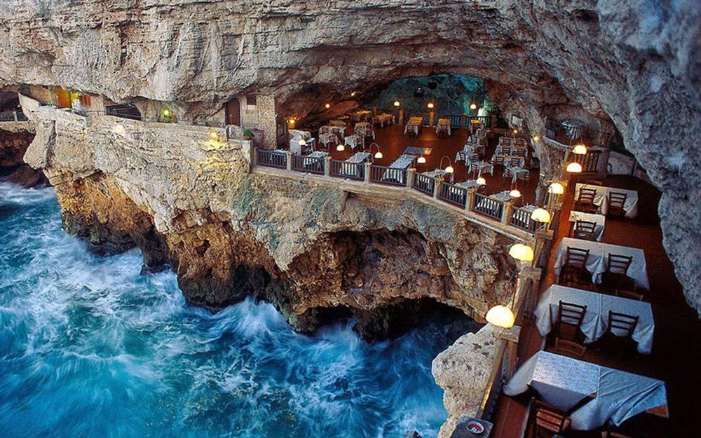 ترین ها: رمانتیک ترین رستوران دنیا