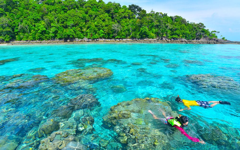بهشت های گمشده تایلند: پیدا شدند