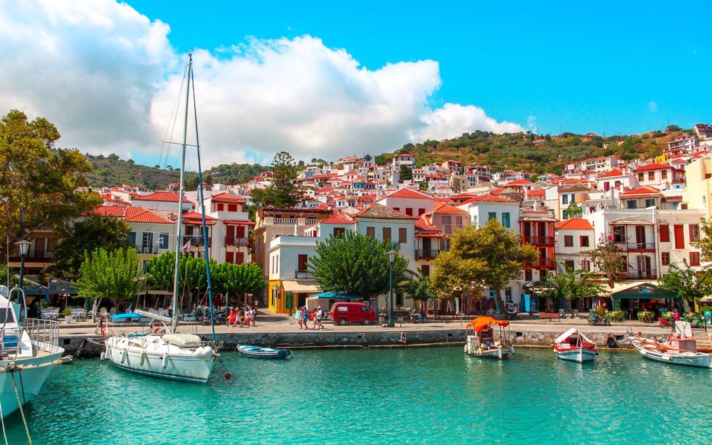 با جزیره های اسپورادس یونان آشنا شوید