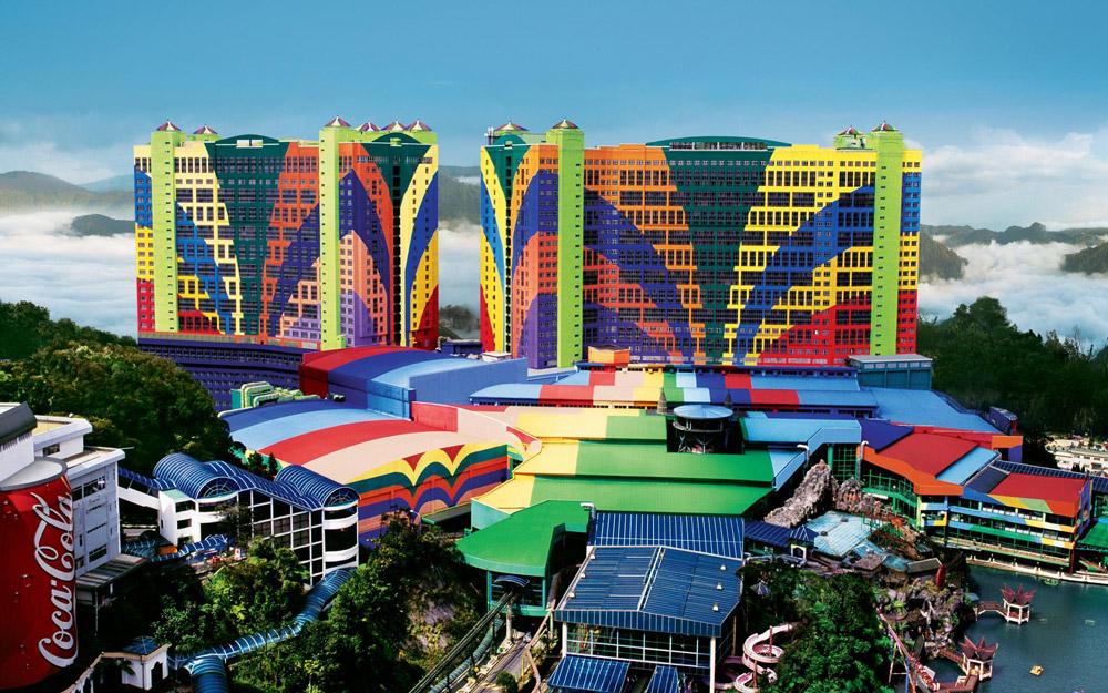 دیدنی ها و جاذبه های گردشگری کوالالامپور در کشور مالزی
