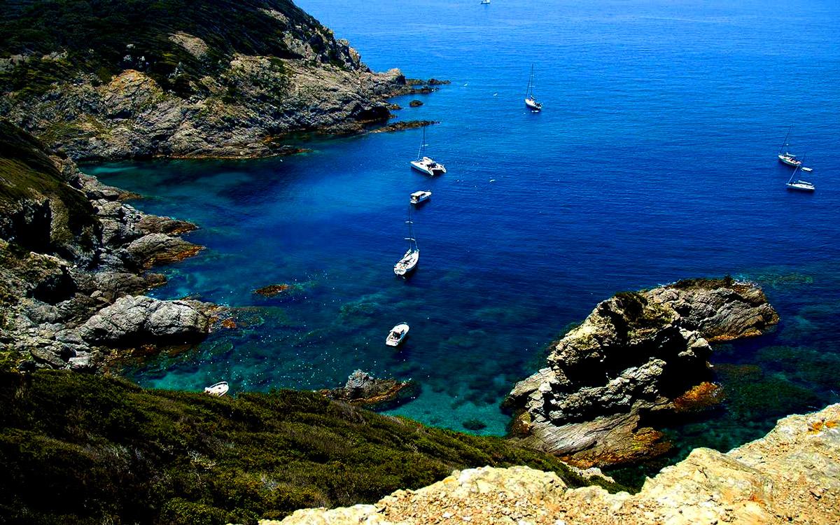 ده اقدام درجه اولی که باید در سواحل مدیترانه ای فرانسه انجام دهید