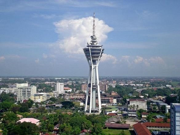 زیباترین شهرهای مالزی