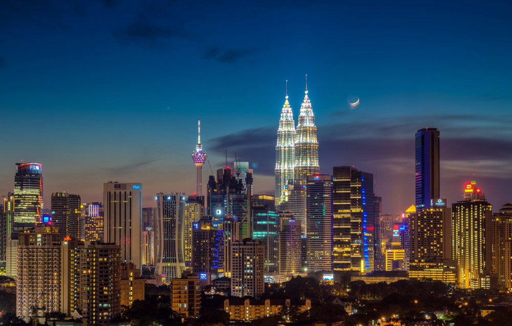 راهنمای سفر کوالالامپور مالزی برای کوله پشتی گردها