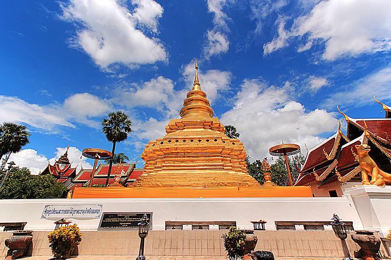 هشت معبد مقدس که حتما باید در چیانگ مای (تایلند) ببینید