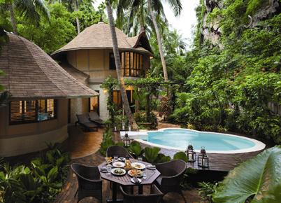 ده تا از خوشمنظرهترین هتلهای دنیا