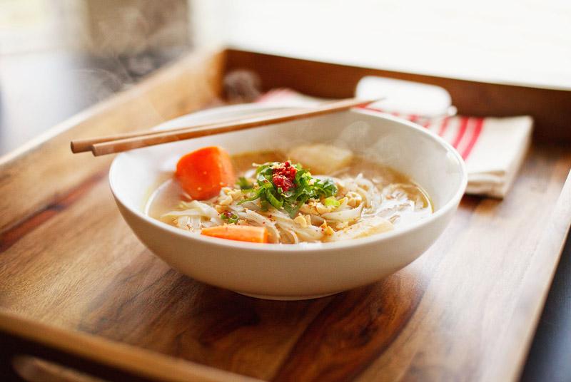 راهنمای غذاهای خیابانی تایلند