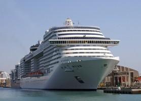 تور دور اروپا 7شب کشتی MSC کروز (ایتالیا + اسپانیا + فرانسه) تابستان 95