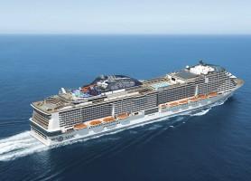 تور کشتی کروز اروپا 8 روز سواحل مدیترانه غربی: تور ایتالیا، مالتا، فرانسه و اسپانیا با جدیدترین کشتی کروز اروپا MSC Meraviglia