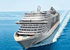 تور کشتی MSC کروز 8 روز سواحل خلیج فارس