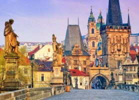 تور جمهوری چک (5 روز پراگ)  تور ارزان اروپا زمستان 96، تور 5 روز پراگ زمستان 96