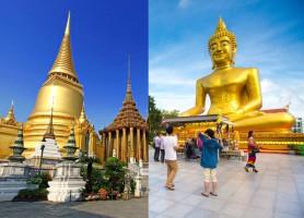 تور تایلند (تور بانکوک  3شب + تور پاتایا 4شب) ، پرواز مستقیم ماهان، تابستان 96