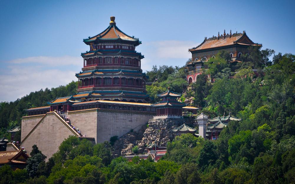 کاخ تابستانی پکن (چین)