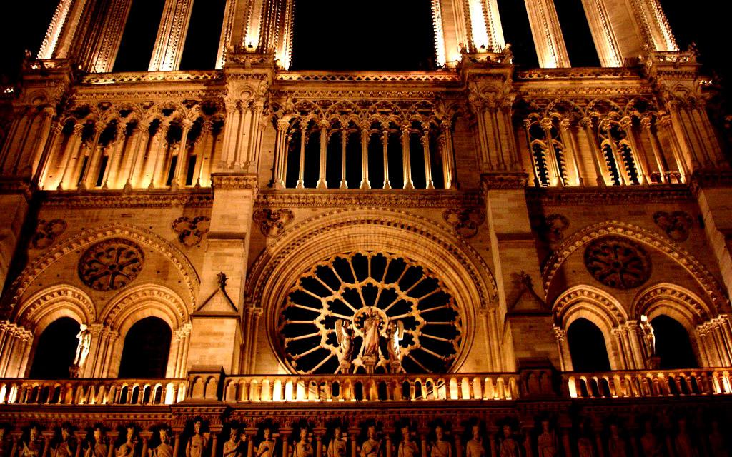 کلیسای نوتردام پاریس، فرانسه