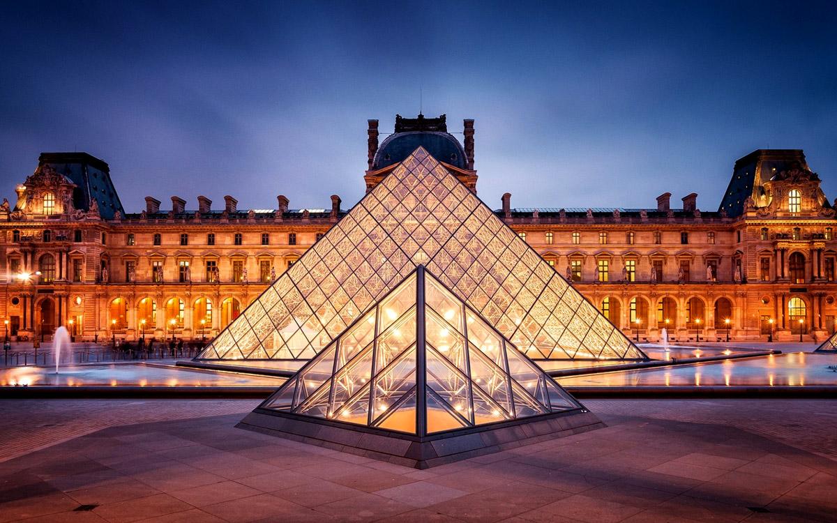 موزه لوور، پاریس، فرانسه