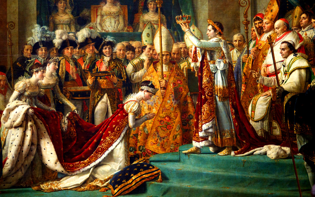 The Coronation of Napolean