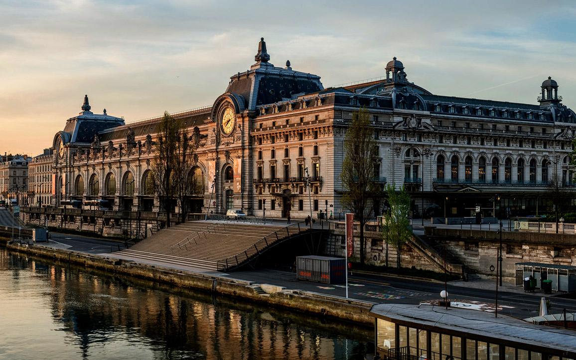 موزه اورسی، پاریس، فرانسه