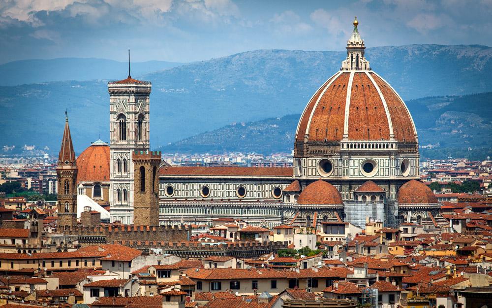 کلیسای جامع فلورانس، ایتالیا