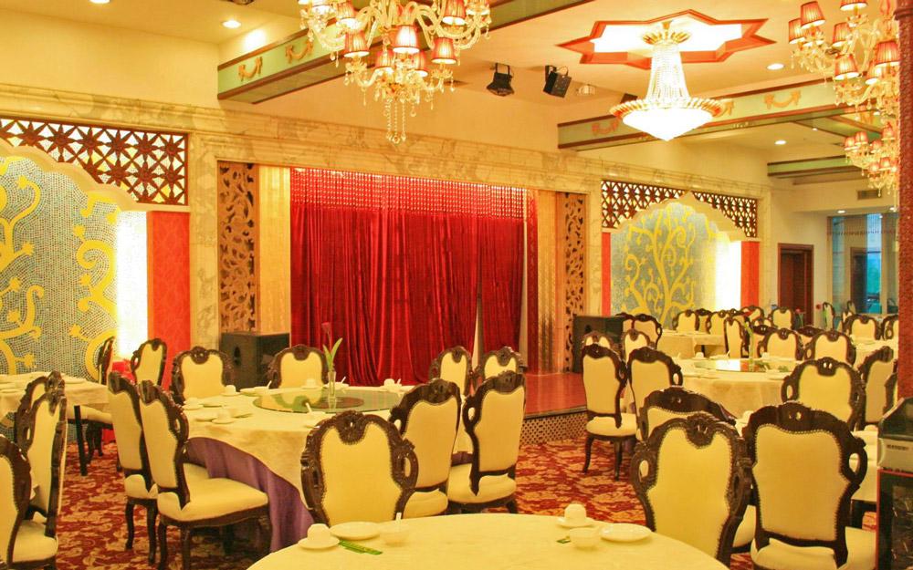 رستوران اسلامی شین یوئه، گوانگجو