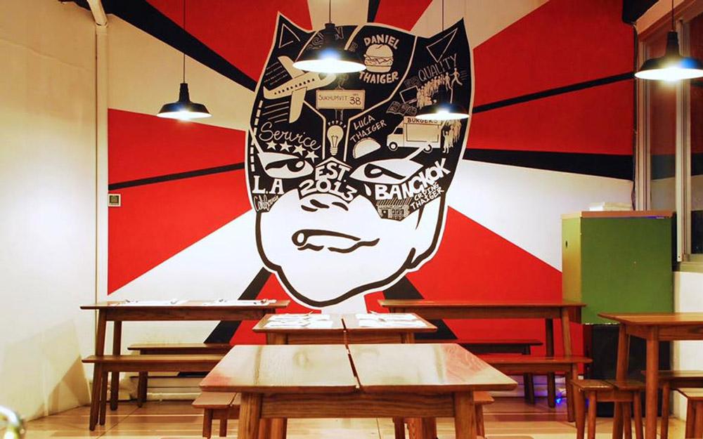 رستوران تایگر گریان، بانکوک