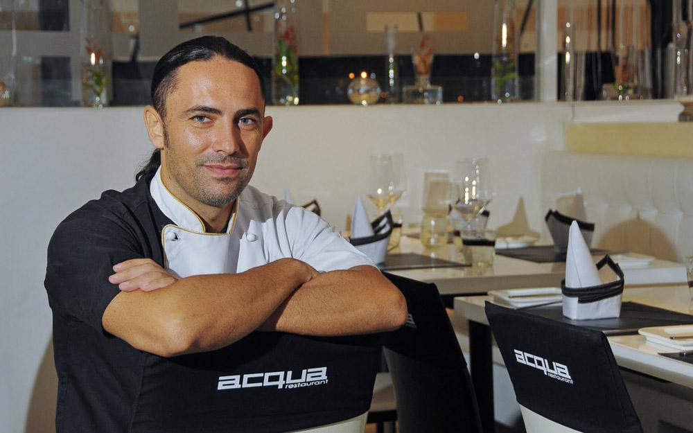 رستوران ایتالیایی آکوآ، پوکت