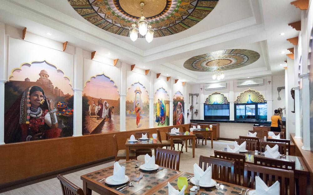 رستوران هندی بلوچی، پوکت