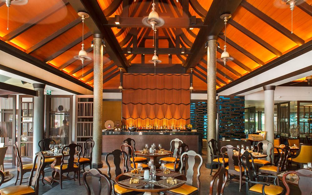 رستوران تایلندی افسون، پوکت