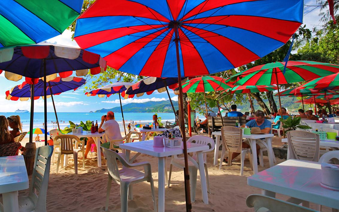 رستوران ساحلی چز برنارد، پوکت
