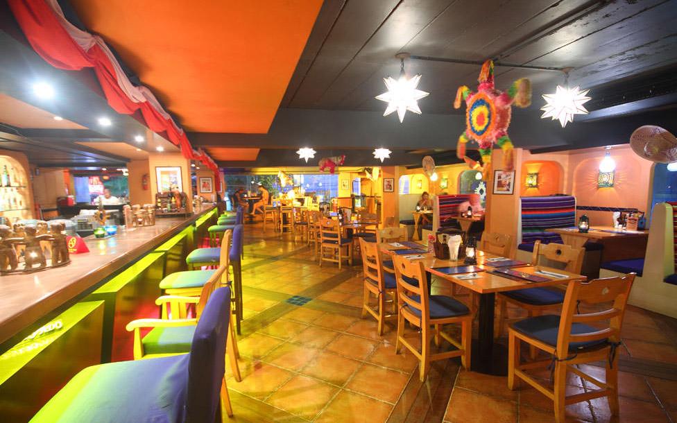 رستوران مکزیکی کایوت، پوکت