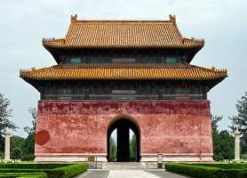 مقبره های سلسله مینگ، پکن، چین