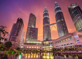 مرکز خرید Suria KLCC، کوالالامپور، مالزی