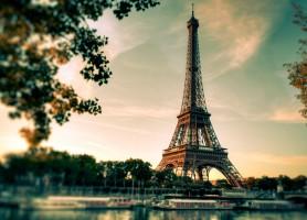 برج ایفل، پاریس، فرانسه