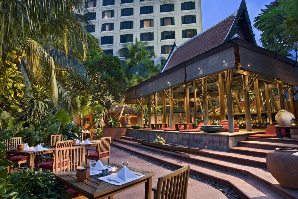 رستوران سالا، بانکوک