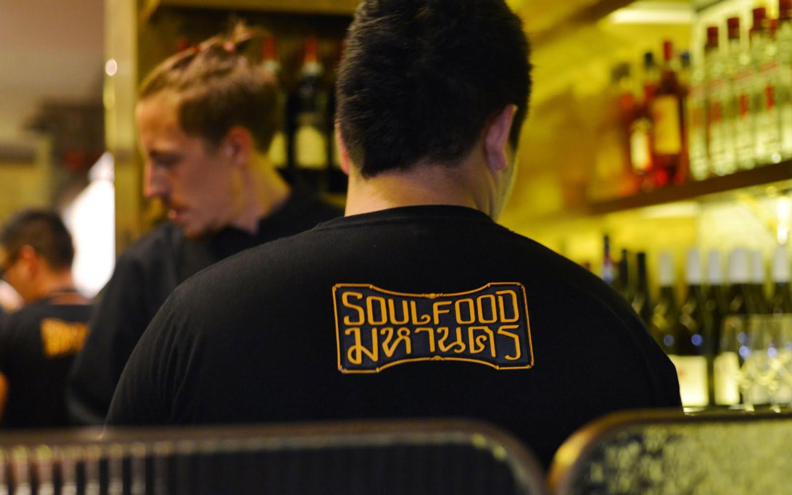 رستوران تایلندی غذای روح، بانکوک