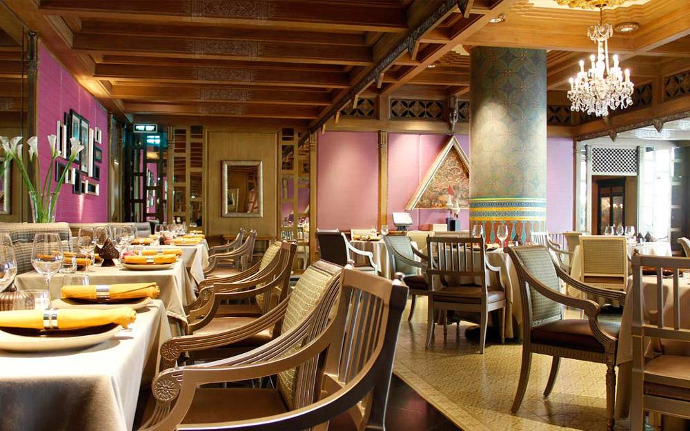 رستوران تایلندی بنجارونگ، بانکوک