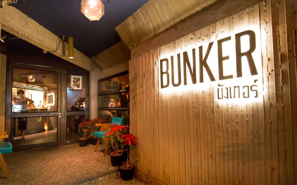 رستوران پناهگاه، بانکوک