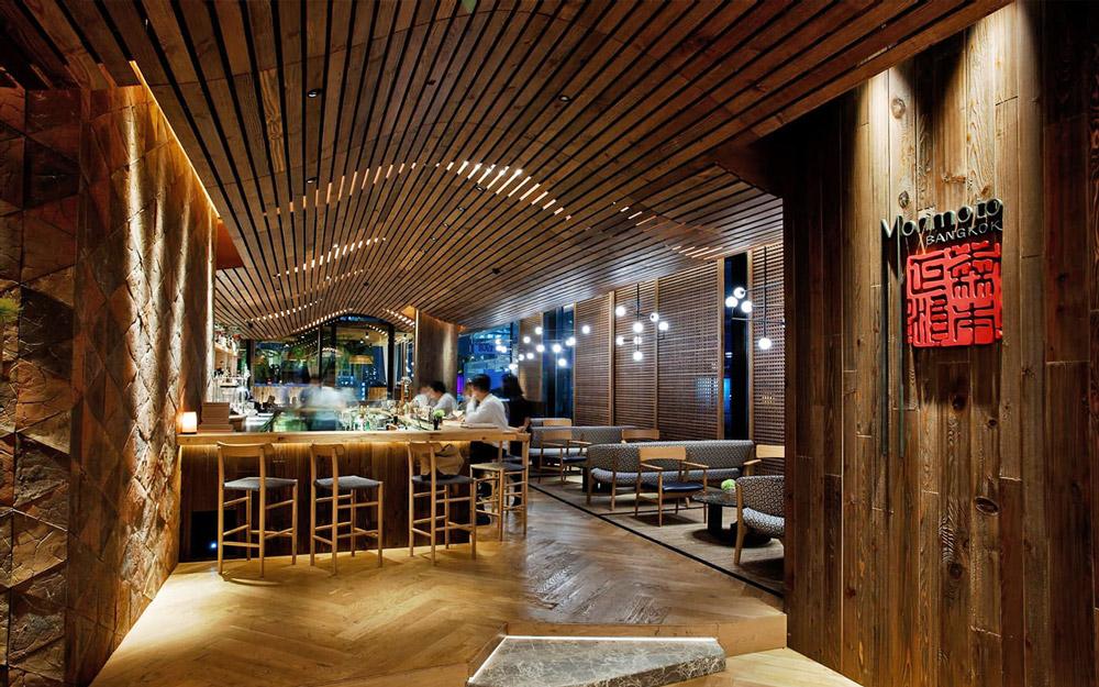 رستوران ژاپنی موریموتو، بانکوک