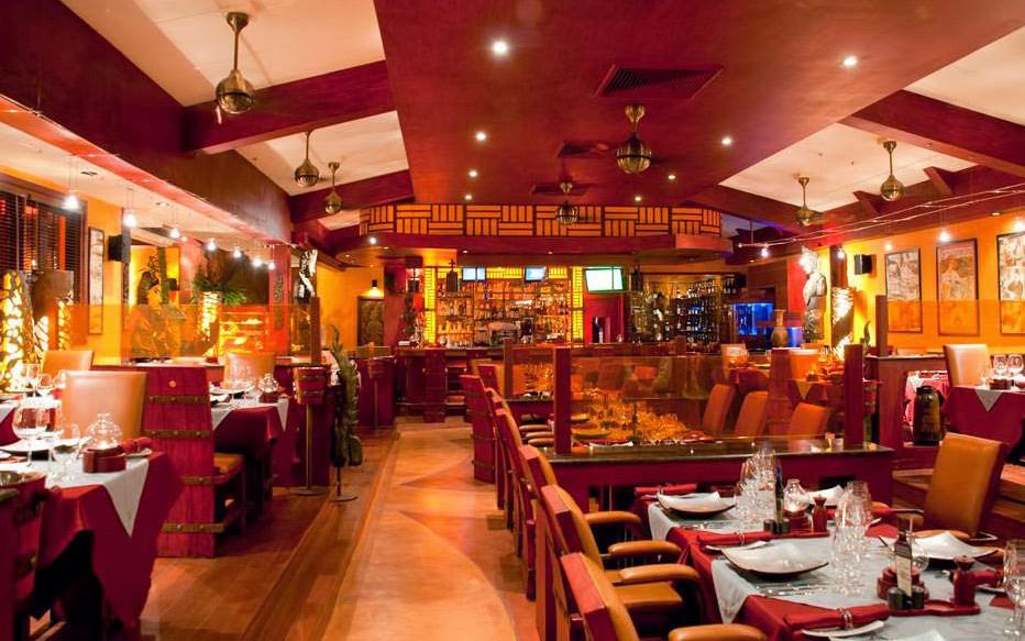 رستوران فرانسوی پاریس، بانکوک