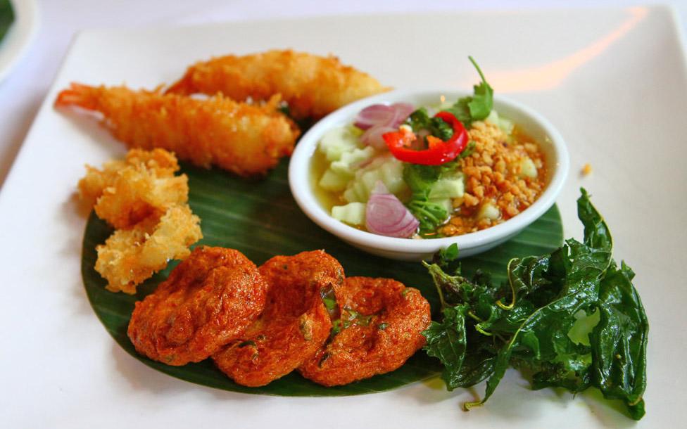 رستوران تایلندی تانیینگ، بانکوک