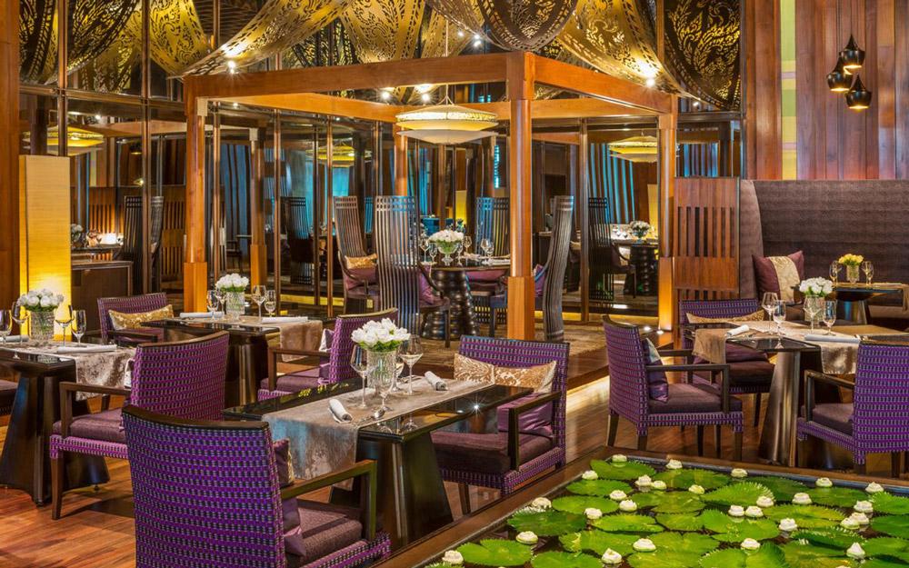 رستوران تایلندی سرا بوآ، بانکوک