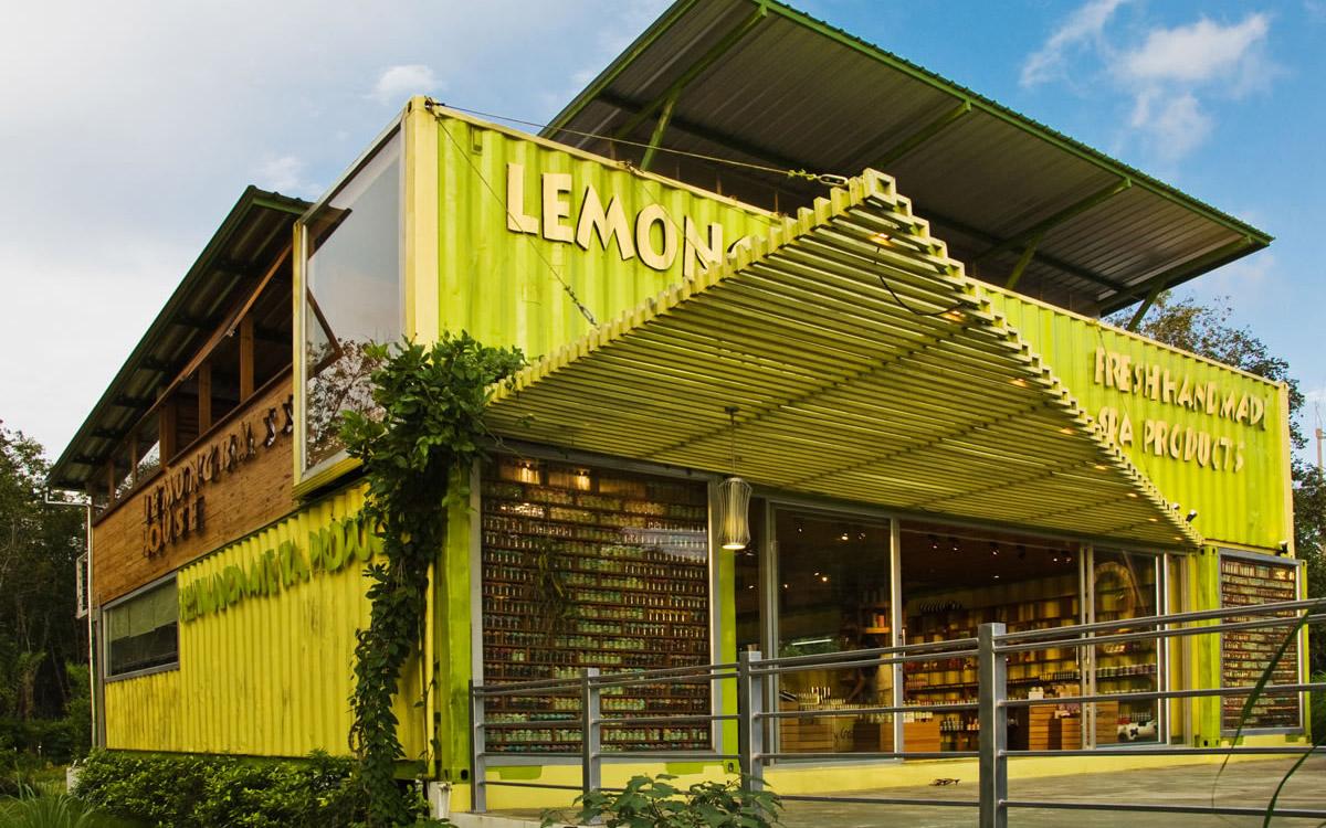 خانه علف لیمو، پوکت